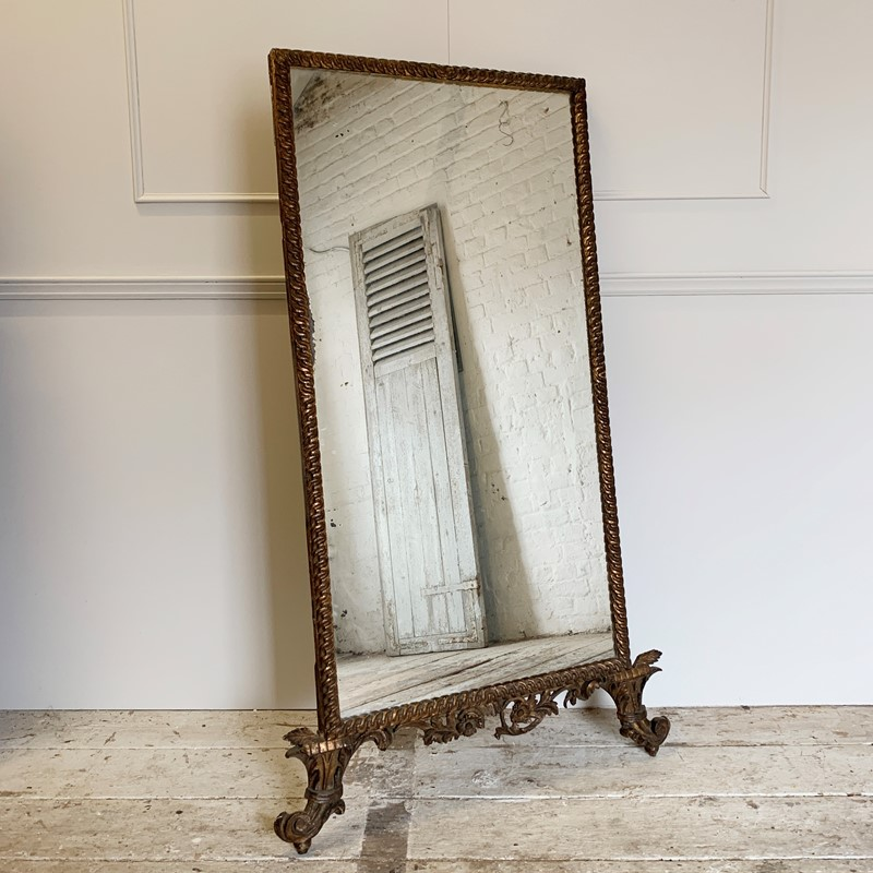Decorative French Gilt Mirror, 1900's-lct-home-img-4876-main-637290452173892512.jpg