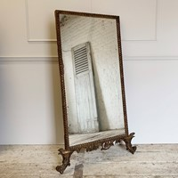 Decorative French Gilt Mirror, 1900's