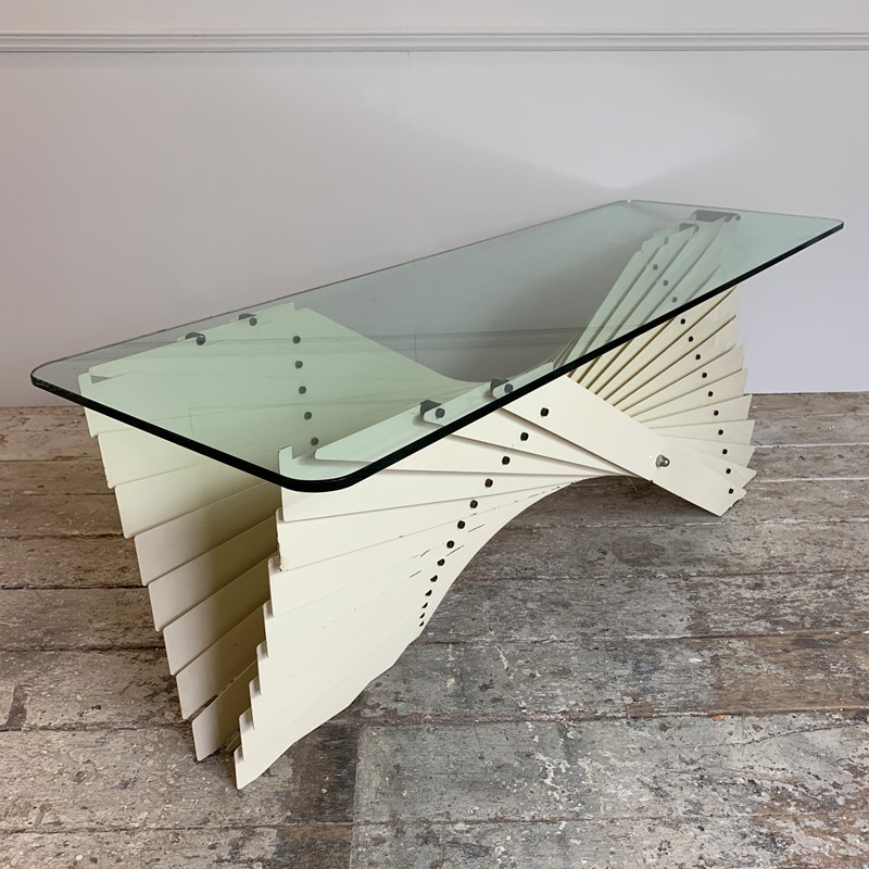 1970'S / 80'S Italian Origami Coffee Table-lct-home-img-6398-main-637339720426070818.jpg