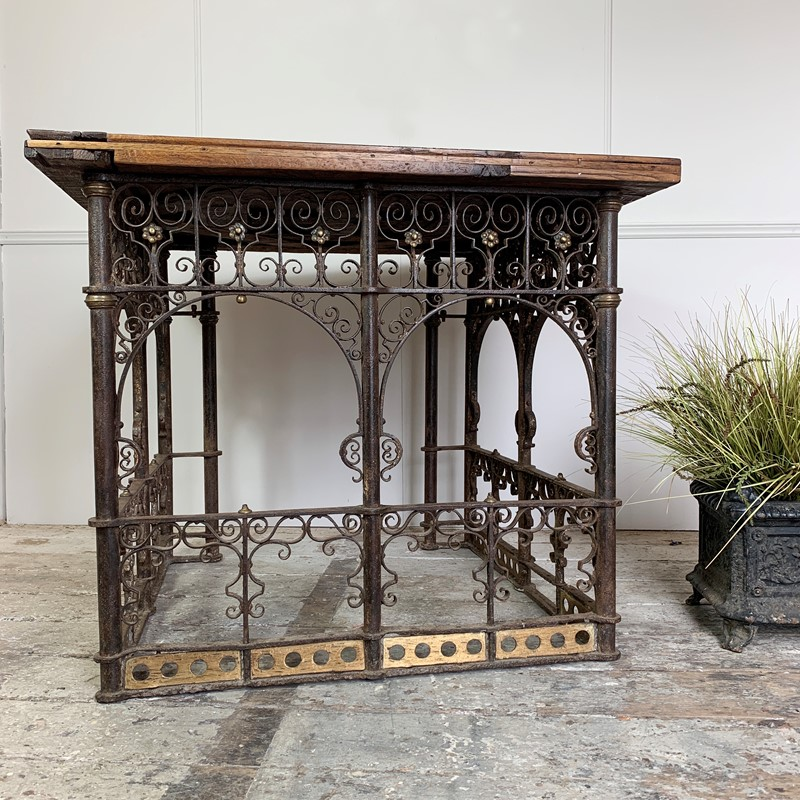 18th C Forged Wrought Iron Church Pulpit Table-lct-home-img-8119-main-637370775668132906.jpg