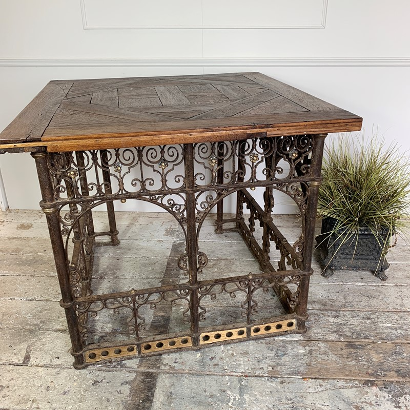 18th C Forged Wrought Iron Church Pulpit Table-lct-home-img-8120-main-637370775770016093.jpg