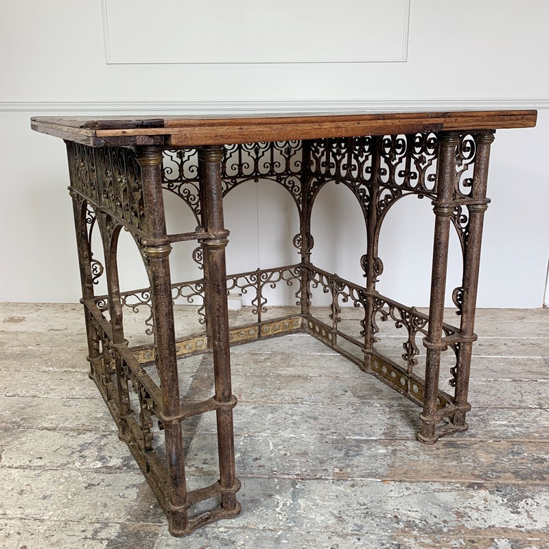 18th C Forged Wrought Iron Church Pulpit Table-lct-home-img-8129-main-637370776078901333.jpg