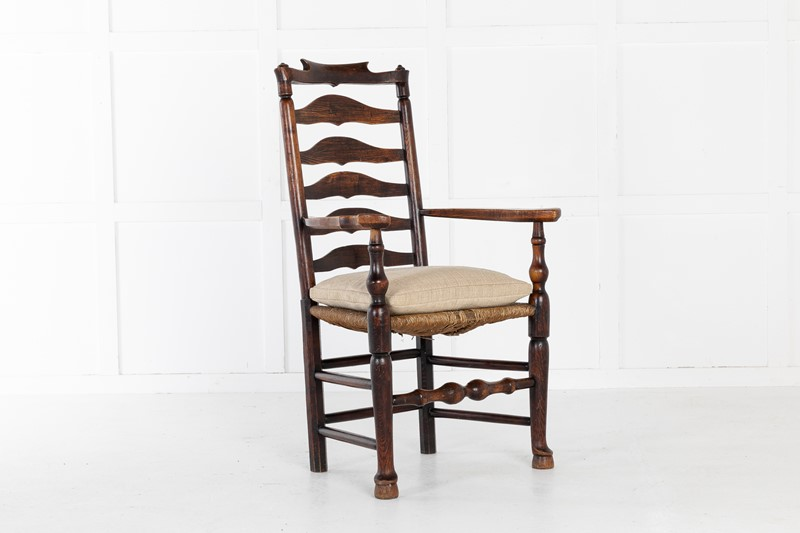 18th Century English Elm Ladder-Back Carver Chair-lee-wright-antiques-1x3a3450-main-637354206437065819.JPG