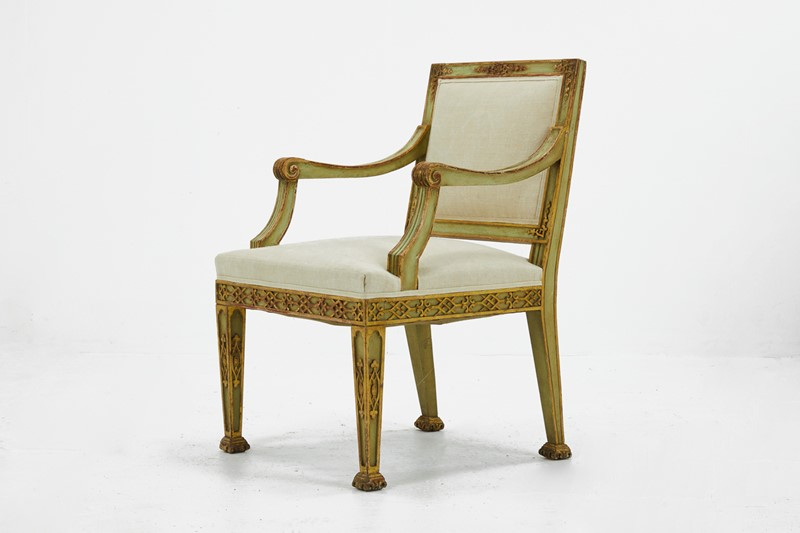 19th Century Italian Painted and Gilt Armchair-lee-wright-antiques-emptyname-198bw-main-636964685348630437.JPG