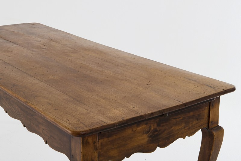 18th Century Cherrywood Farmhouse Table-lee-wright-antiques-lee wright may 091049-main-636718445615789882.JPG