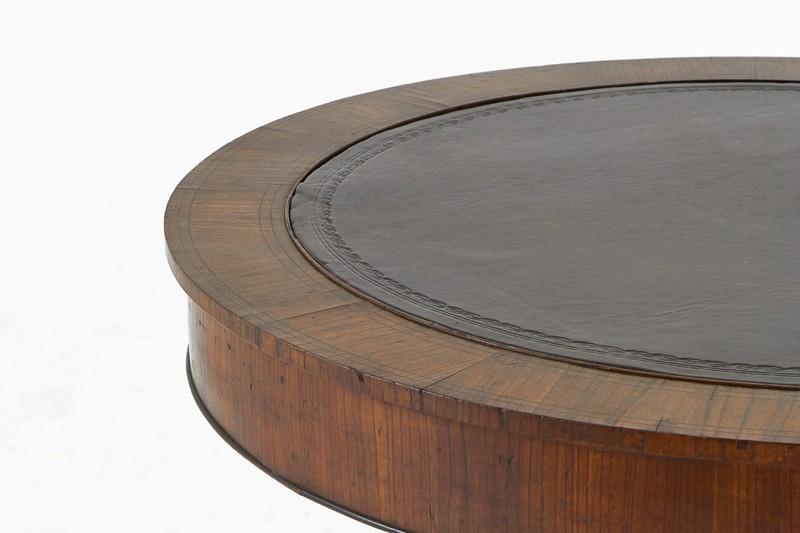 19th Century Centre Table-lee-wright-antiques-round table leather inlay 005-main-636679386556930344.JPG