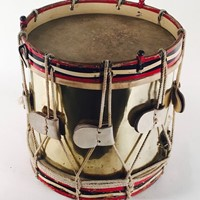 Vintage, Royal Marine's Regimental Drum