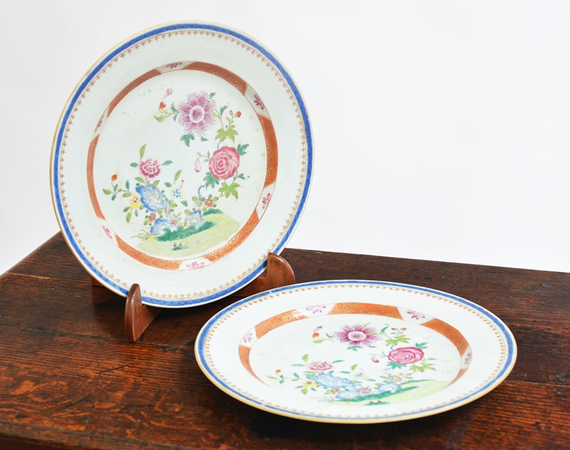 A pair of 18th century Chinese export dishes-leslie-baggott-c11995-main-637119164926753057.jpg