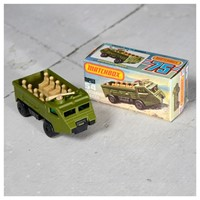 Boxed Matchbox Personnel Carrier No 54
