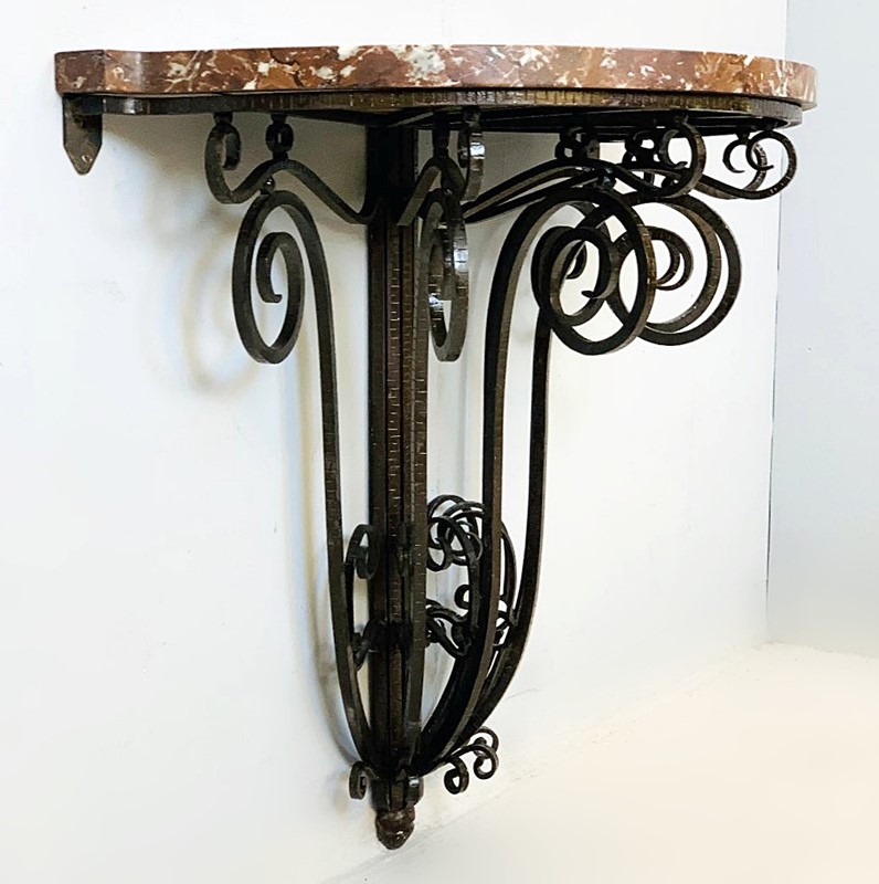 1930 Wrought Iron Marble Top Consol Table -living-in-style-gallery-art-deco-console-wrought-iron-and-marble-circa-1930-3960043-en-max-main-637404201886739064.jpg