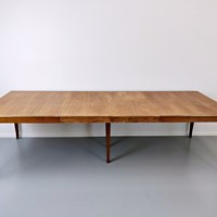 Extendable Dining Table by T.H.Robsjohn-Gibbings