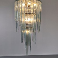Cascade Murano light by Carlo Nason