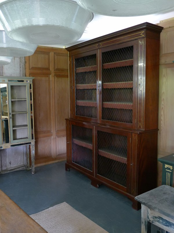 Outstanding Georgian bookcase.-loran-co-regency-bookcase-a-main-637025450206399878.jpg
