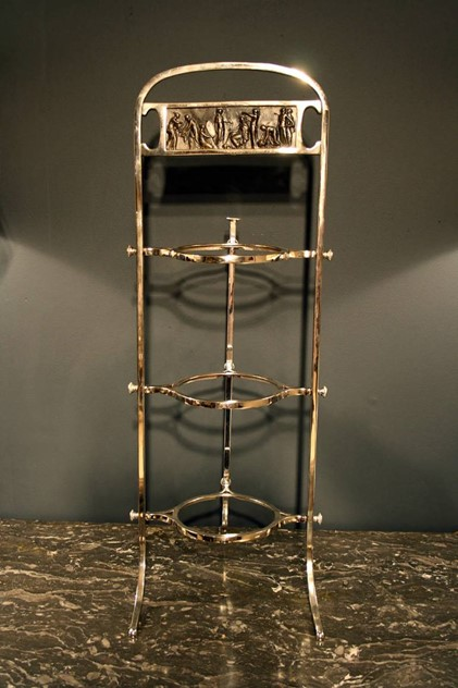 A Edwardian Nickel Plated Cake Stand-loveday-a-edwardian-nickel-plated-cake-stand-632_5.jpg