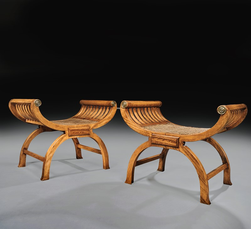 Pair of 19th C Solid Satinwood Window Seats-loveday-chair-pair-01-main-637082364769867400.jpg