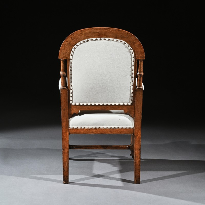 19th C Oak Gothic Armchair, G Tilley Of Birmingham-loveday-square04-large-main-637393162615477729.jpg