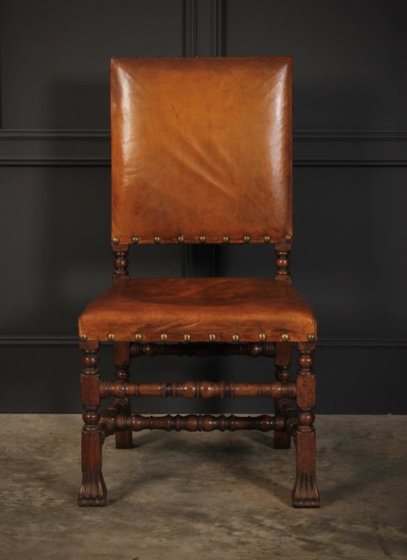 Set of 8 Solid Oak & Leather Dining Chairs-lt-antiques-fullsizeoutput-1112-main-637381899660034507.jpeg