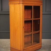 Oak Art Deco Cabinet