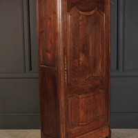 French Small Oak Armoire