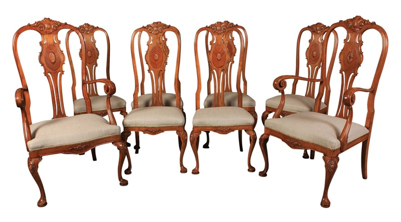 Set of 8 Queen Anne Style Walnut Dining Chairs-lt-antiques-img-1534-main-637149005906742641.JPG