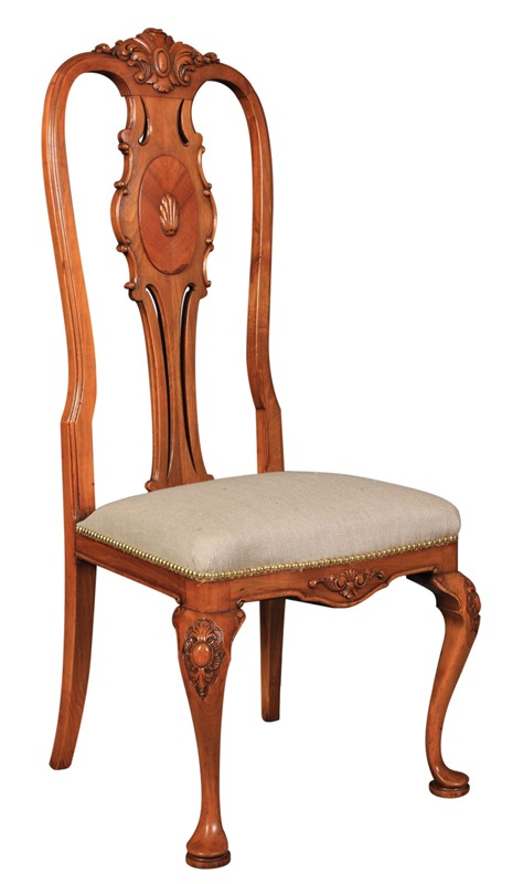 Set of 8 Queen Anne Style Walnut Dining Chairs-lt-antiques-img-1537-main-637149006715957313.jpg