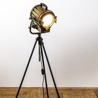 Mid 20th Century Stage Light by Mole Richardson