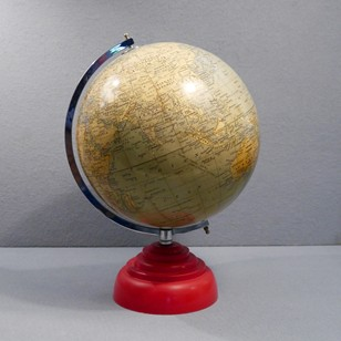 A Geographia 10 inch Table Globe circa 1961/2