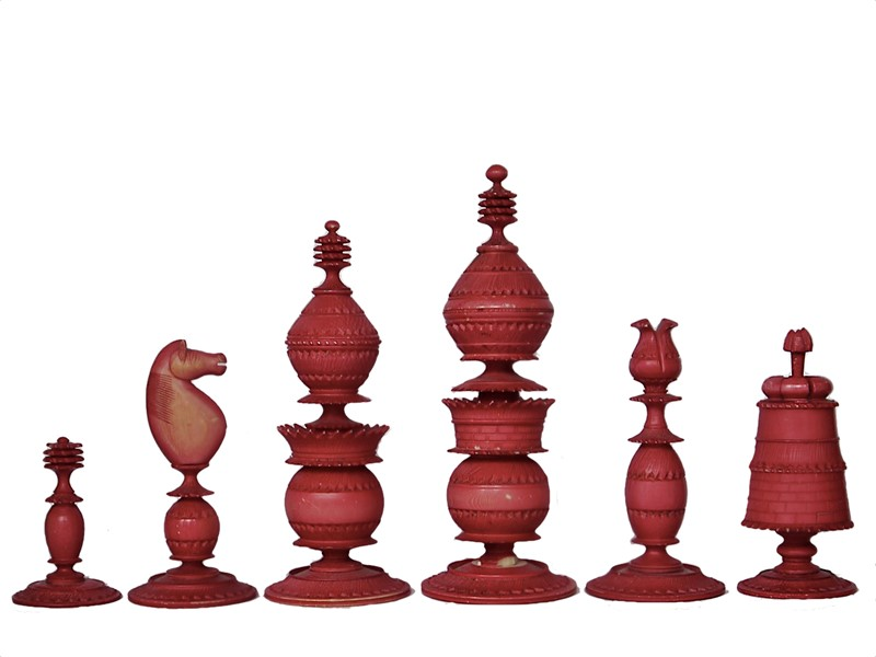 Antique Indian Ivory Chess Set, circa 1850-luke-honey-anglo-indian-chess-set---1-main-636987940452765356.jpg