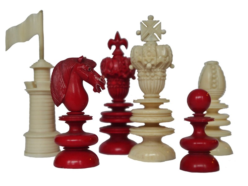 """Hastilow"" Ivory Chess Set, circa 1850-luke-honey-antique-hastilow-chess-set---1-1-main-636863459961418684.jpg"