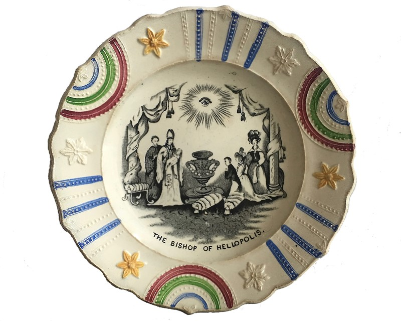 Pearlware Commemorative Nursery Plate, circa 1840-luke-honey-bishop-of-hellopolis---1-main-637304104056118007.jpg