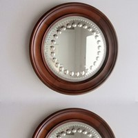 Pair of Sorcerer's mirrors