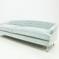Mund Contemporain Hand Made Sofa