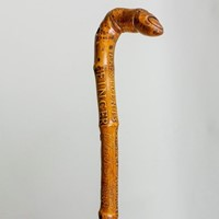 East India Company walking stick - c.1838