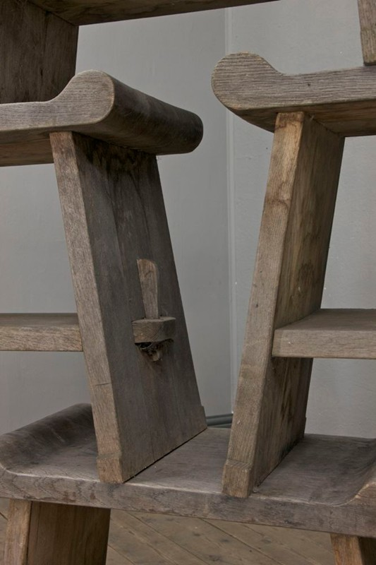 The Grecian Bench-matthew-cox-Set 6 Weathered Oak Stools Close-main-636629349487035310.jpg