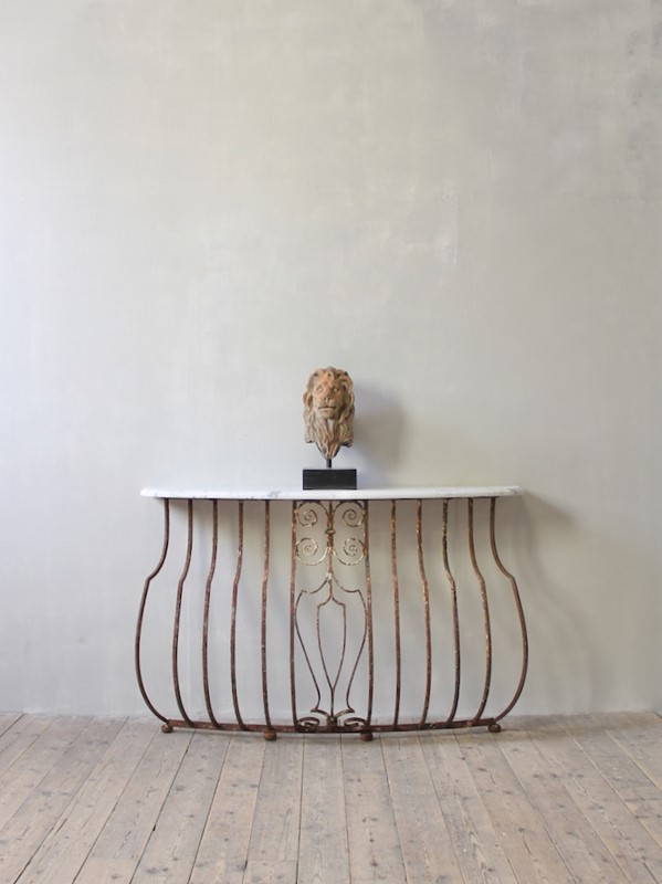A pair of 19th century wrought iron console tables-matthew-cox-img-4446-main-637277367168007661.jpeg