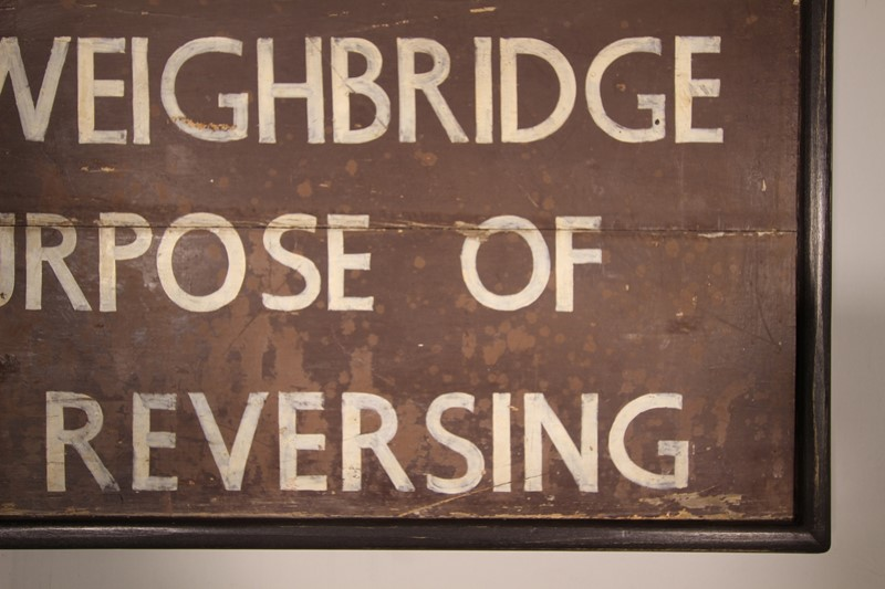 English 1940's Large Painted Pine Railway Sign-miles-griffiths-antiques-img-9557-1550x1033-main-637177179695596525.jpg