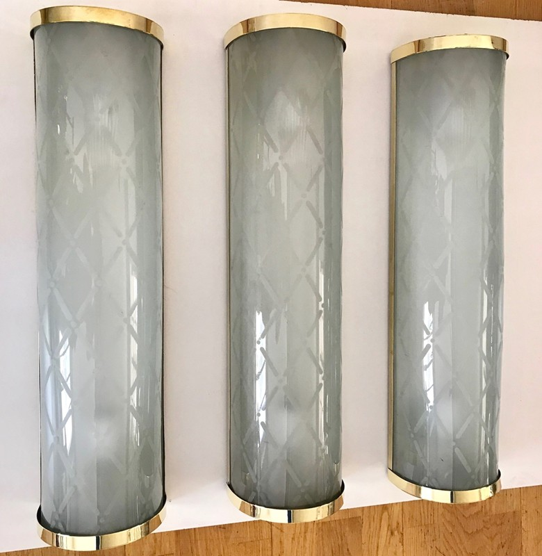 Large Italian Deco' Wall Lights by  Brusotti-moioli-gallery-3 appliques vetro 1940 grandi-main-636682031750209166.jpg