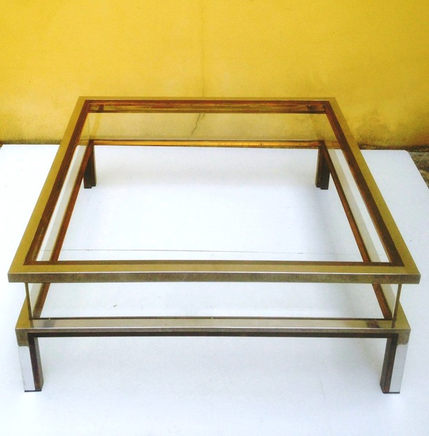 1970s Coffee Table with sliding top-moioli-gallery-Romeo rega coffee table 100 by 100 by 40 h._main_636072196675794950.jpg