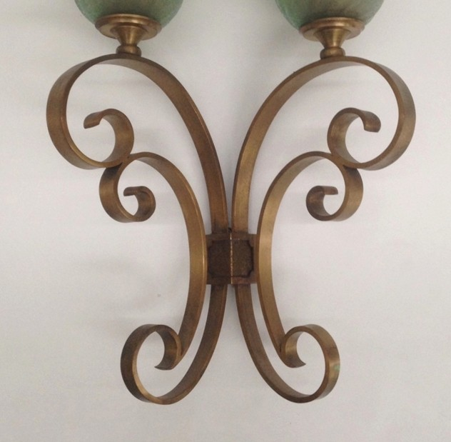 1950's Large Pair of Wall Lights by P.Colli-moioli-gallery-appliques Colli 3 - Copy_main_636229362366951145.jpg