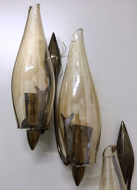 1960s Pair of Elegant Wall Lights-moioli-gallery-appliques doppie vetro e ottone 60s 4_main_636015124528211982.JPG