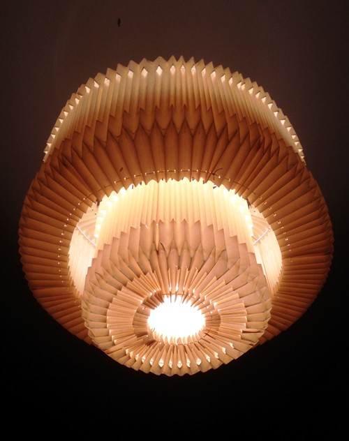 21C pleated ceiling light by Graham Bibby-moioli-gallery-ceiling light Graham_main_635932109889874853.jpg