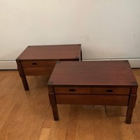 1960s Bed Side / Side Tables