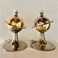 Amazing -Space Age - Pair of Table Lamp