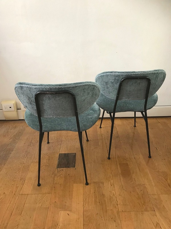 1950s Pair of Lounge Chairs By Gastone Rinaldi-moioli-gallery-iron lounge chairs 50s 1-main-636730517456596377.jpg
