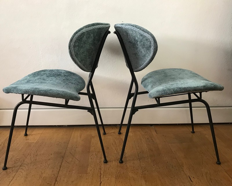 1950s Pair of Lounge Chairs By Gastone Rinaldi-moioli-gallery-iron lounge chairs 50s 7-main-636730516707914184.jpg