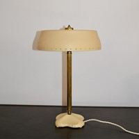 Late 40s Table lamp