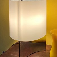 Table Lamp 526/G by Massimo Vignelli