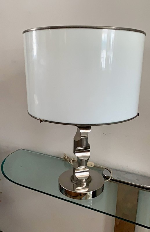 1960s Table Lamp in Solid Medal and Acrylic-moioli-gallery-lampada-acciaio-pesante-cappello-plexy-6-main-637001769918088690.jpg