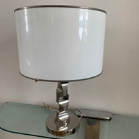 1960s Table Lamp in Solid Medal and Acrylic