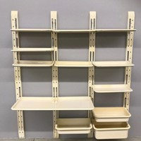 1960s Speedy Shelving Unit by Saporiti